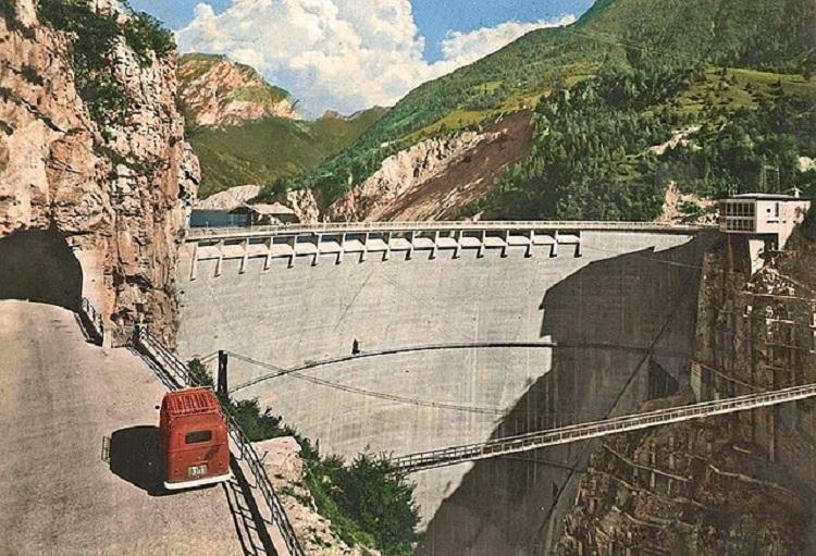 Mühendislik Hatalı Baraj Vajont Barajı